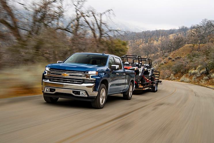 005 Trucks That Tow 10000 Pounds Chevrolet Silverado