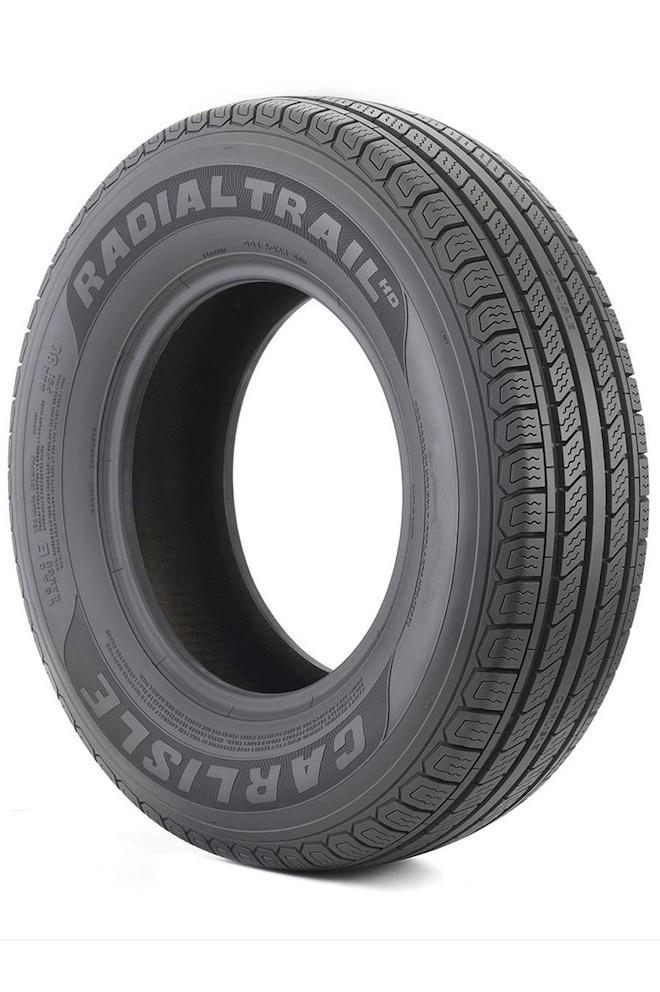 007 Top 7 Tires Carlisle Radial Trail Hd