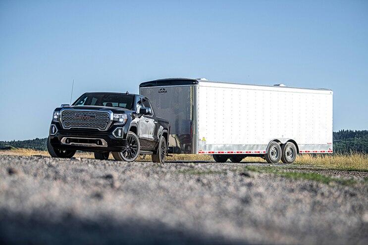 007 Trucks That Tow 10000 Pounds Gmc Sierra