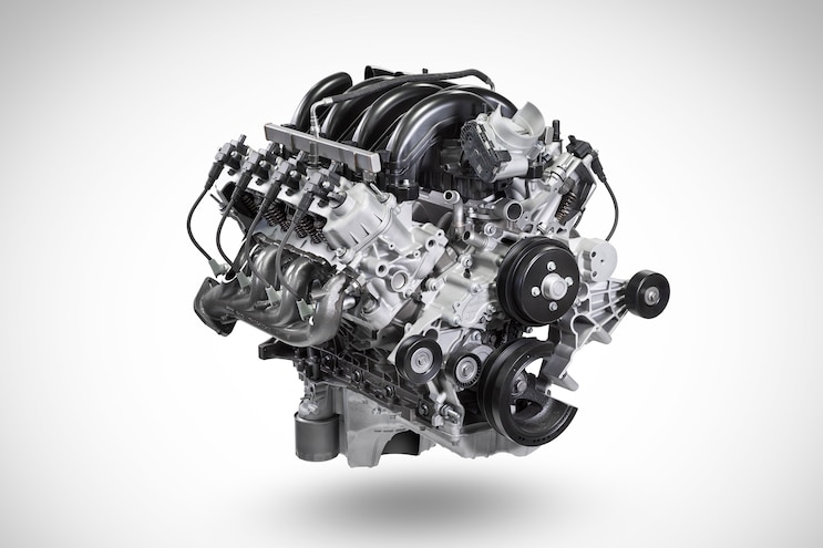 010 2020 Ford Super Duty Best In Class 73 Gas Engine