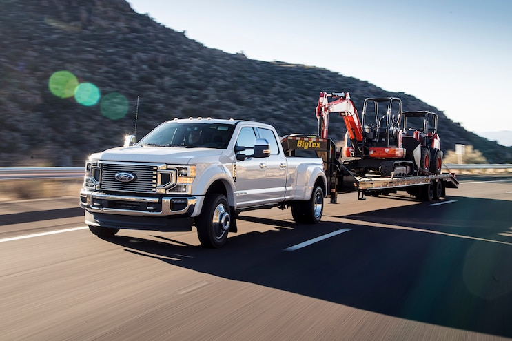 010 2020 Ford Super Duty First Drive