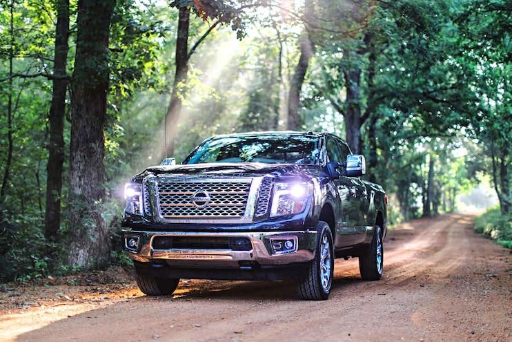 017 Trucks That Tow 10000 Pounds Nissan Titan Xd