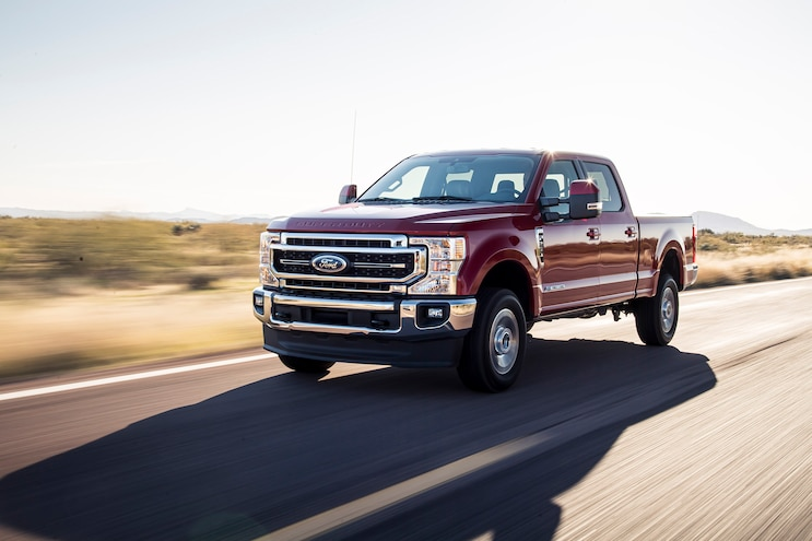 018 2020 Ford Super Duty First Drive