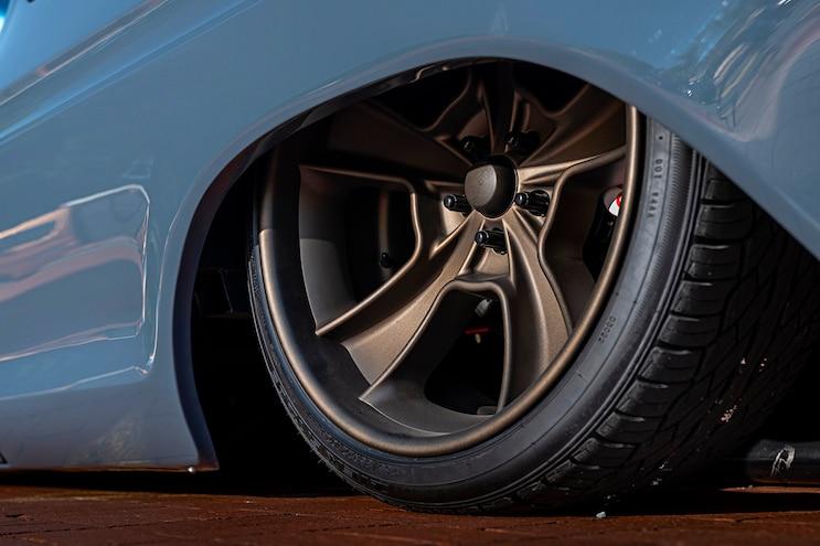 1976 Ford B100 El Chapo Wheel