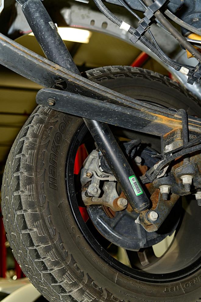 2015 Ford F 150 Shocks Wheels Tires 005