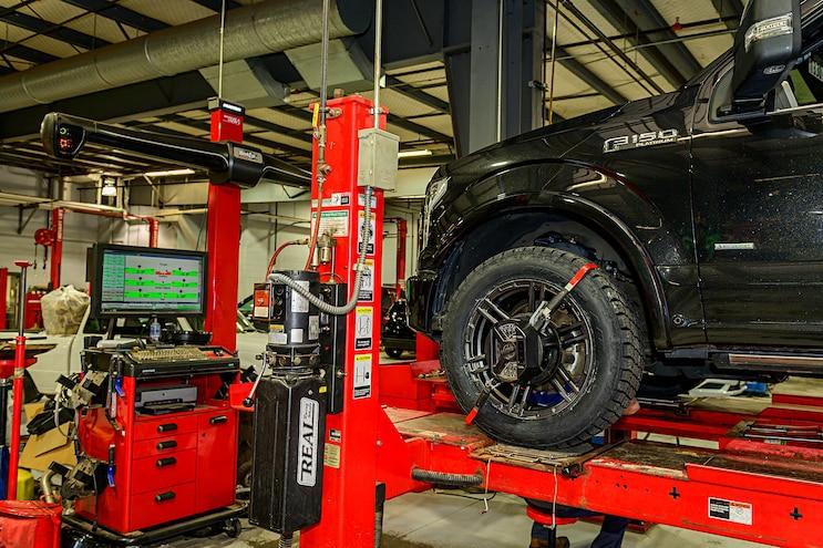 2015 Ford F 150 Shocks Wheels Tires 024