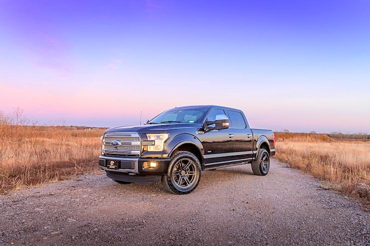 2015 Ford F 150 Shocks Wheels Tires 025