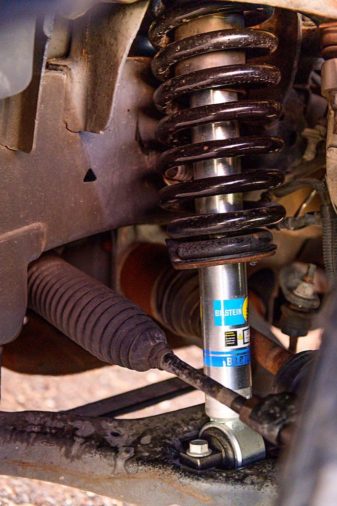 2015 Ford F 150 Shocks Wheels Tires 027