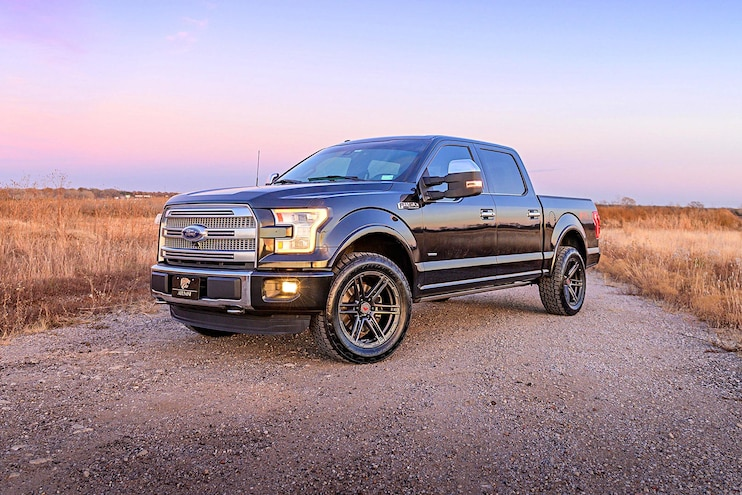 Upgrading A New To Us 2015 Ford F 150 With Bilstein Shocks Venomrex Wheels Nitto Terra Grappler G2 Tires