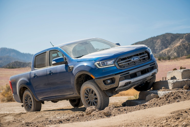 2019 Ford Ranger Lariat FX4: 2020 Pickup Truck of the Year Contender