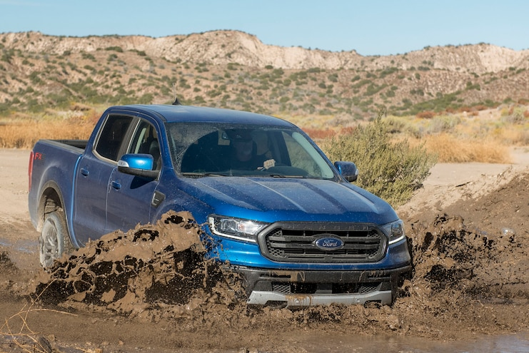 2019 Ford Ranger Lariat Fx4 Ptoty Mud