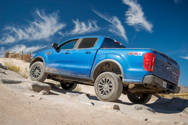 2019 Ford Ranger Lariat Fx4 Ptoty Off Road