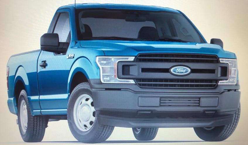 2020 Ford F150 4x2 Regular Cab 6 12 Box XL