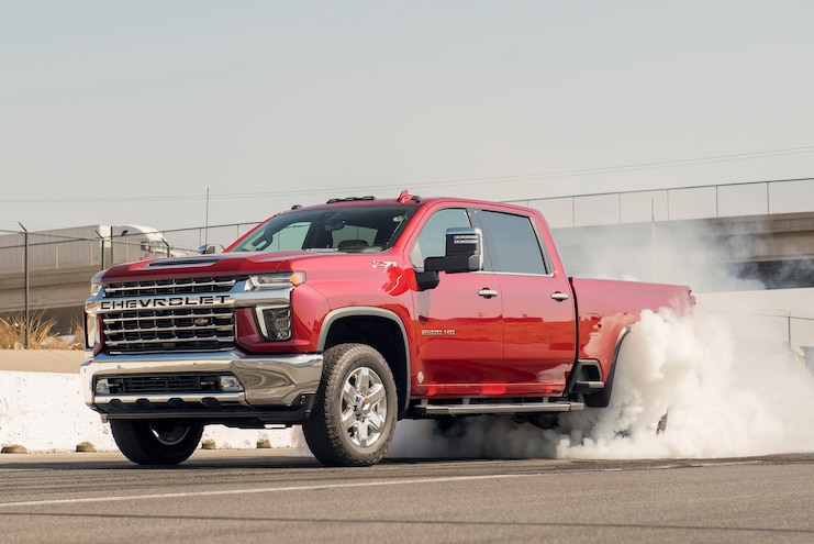 2020 Chevrolet Silverado 2500HD LTZ: Pickup Truck of the Year Contender