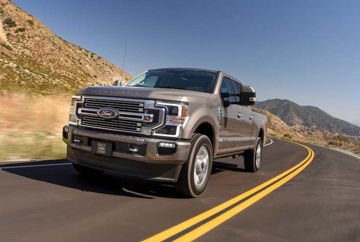 2020 Ford F-250 Super Duty Limited: 2020 Pickup Truck of the Year Winner