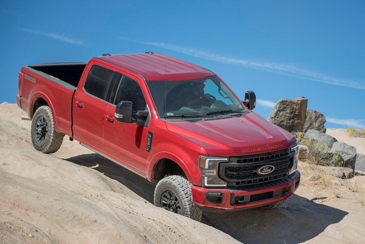 2020 Ford F 250 Super Duty Tremor Off Road
