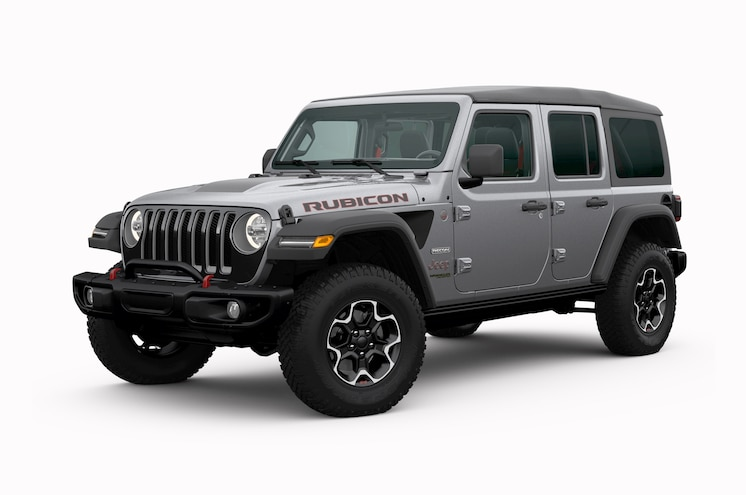 Jeep Wrangler Rubicon Recon Special Edition Returns for 2020