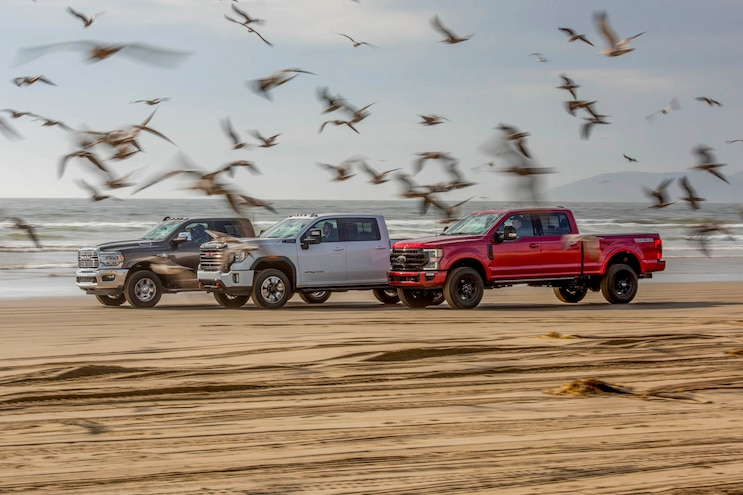 2020 Pickup Truck of the Year: Final Scoring & Thank You