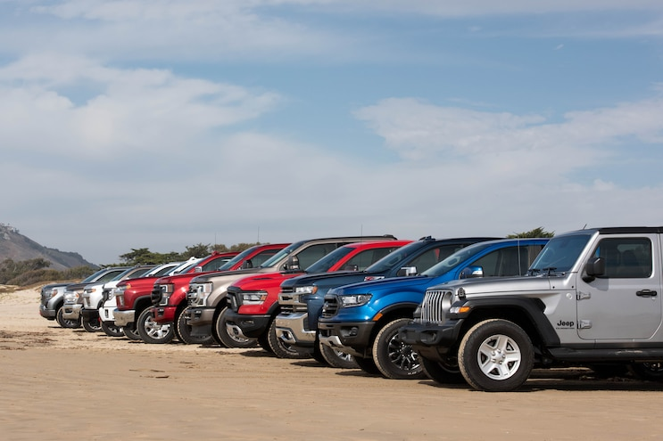 2020 Pickup Truck of the Year: Judges Choice