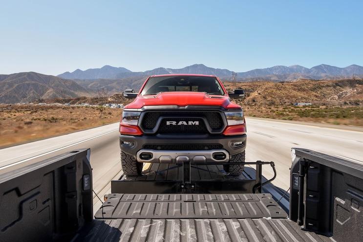 2020 Ram 1500 Rebel EcoDiesel: Pickup Truck of the Year ...