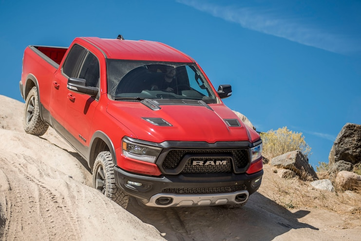 2020 Ram 1500 Rebel EcoDiesel: Pickup Truck of the Year Contender