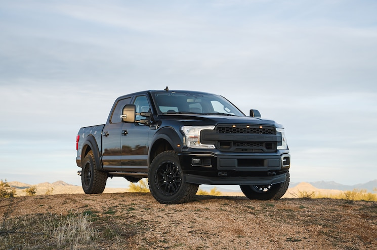 More is More: Supercharged 2020 Roush F-150 5.11 Tactical Special Edition