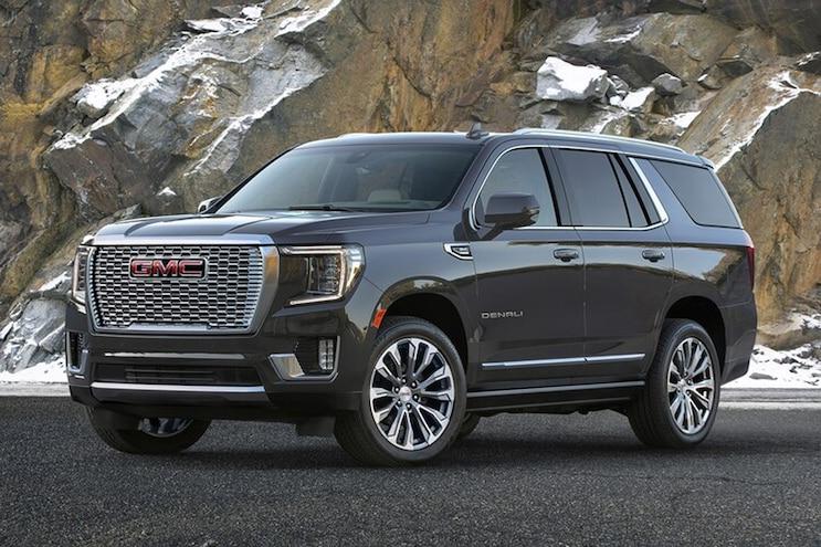 2021 GMC Yukon and Yukon XL First Look: Breaking Away from Chevy?