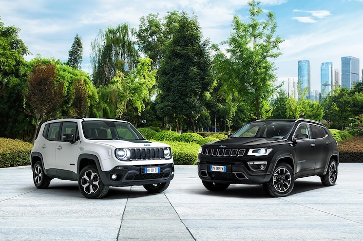 Jeep Renegade 4xe First Edition and Compass 4xe First Edition Coming to European Markets