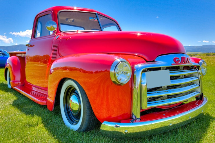 The Best of Barrett Jackson: Truckin's Top 10 Picks for Tuesday