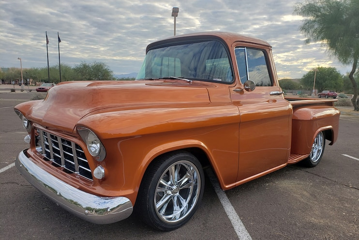 TT Barrett Jackson Trucks Sunday 06