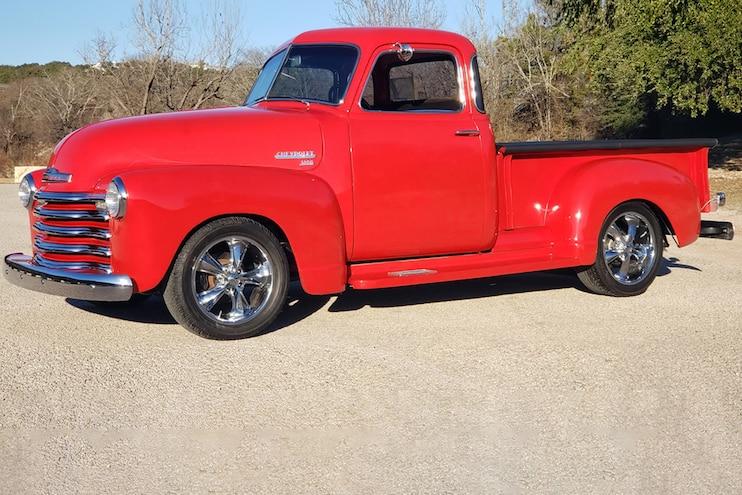 TT Barrett Jackson Trucks Sunday 07