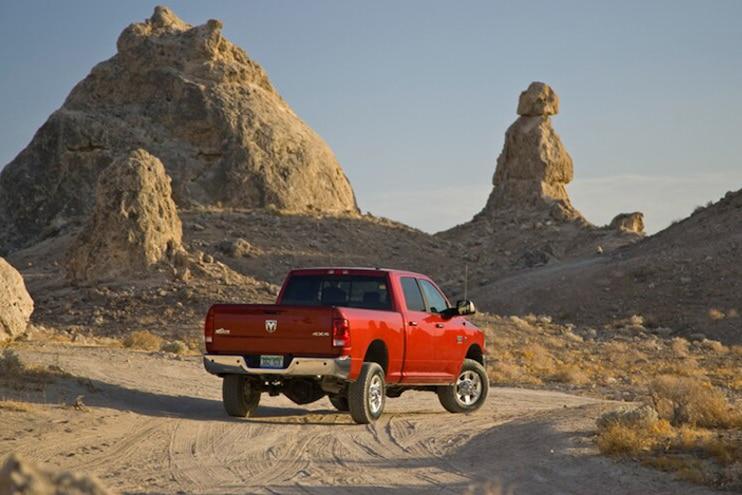 Best Diesel Trucks 10 Ram 3