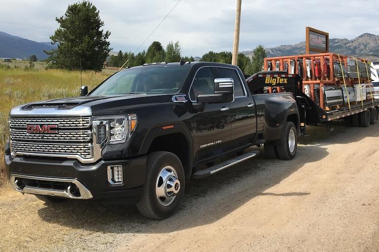Best Diesel Trucks 20 Sierra Denali 10