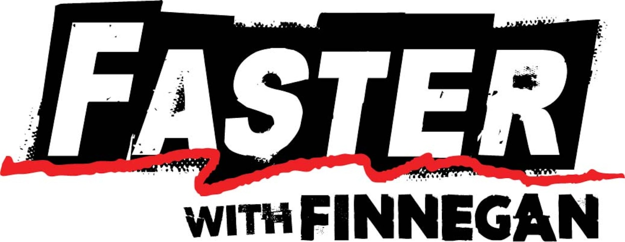 Faster With Finnegan Logo
