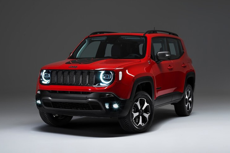 Jeep Renegade Plug In Hybrid 4