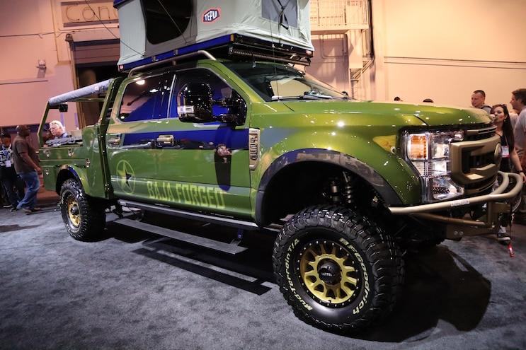 Sema Top 25 Lifted Trucks 01