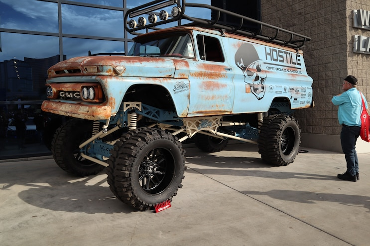 Sema Top 25 Lifted Trucks 04