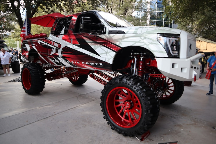 Sema Top 25 Lifted Trucks 06