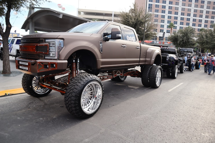 Sema Top 25 Lifted Trucks 08