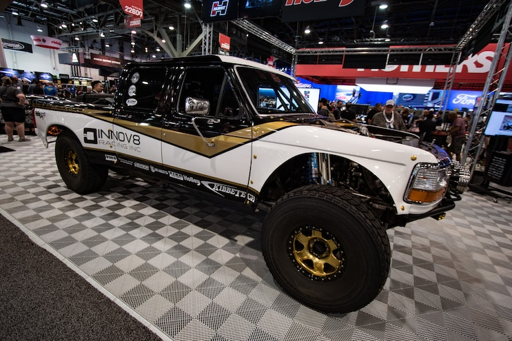 Sema Top 25 Lifted Trucks 10
