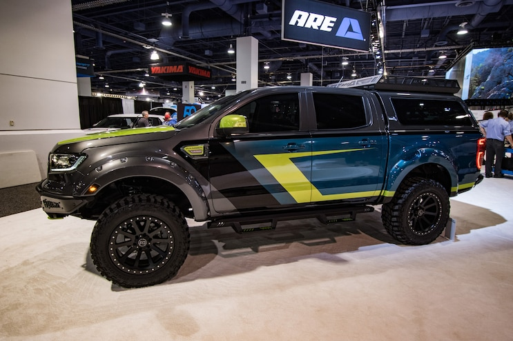 Sema Top 25 Lifted Trucks 12