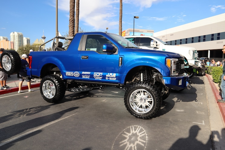 Sema Top 25 Lifted Trucks 13