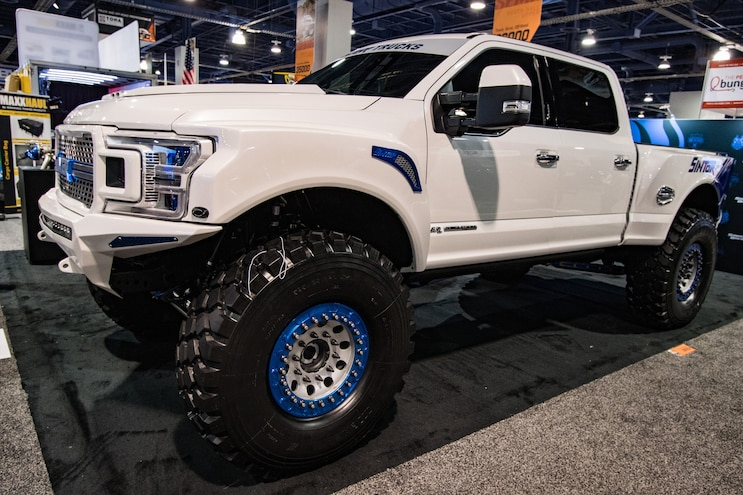 Sema Top 25 Lifted Trucks 15