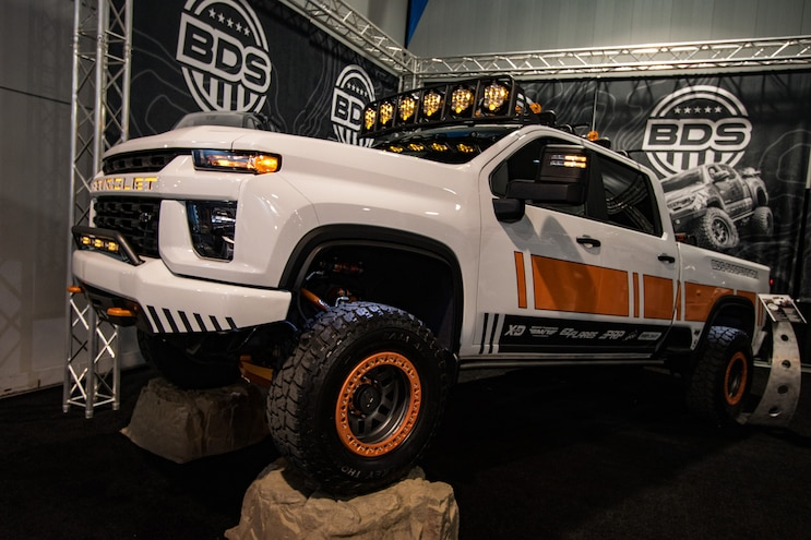 Sema Top 25 Lifted Trucks 16