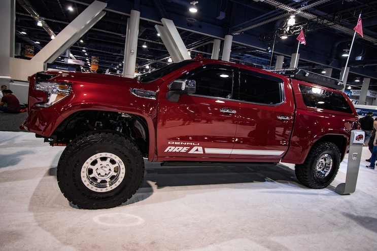 Sema Top 25 Lifted Trucks 17