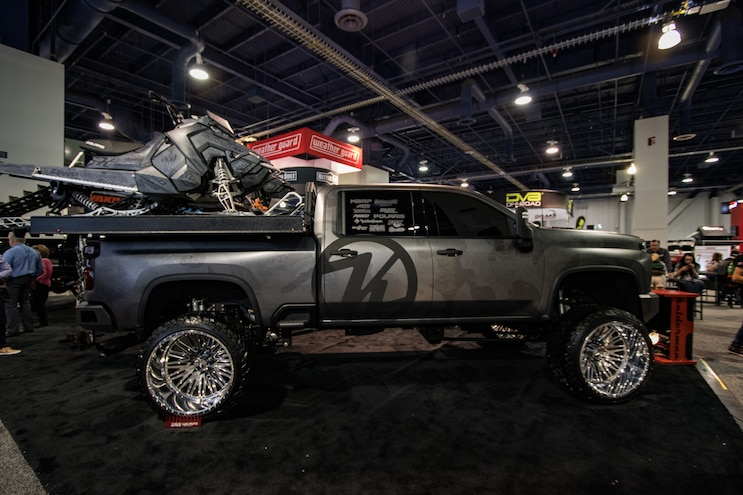 Sema Top 25 Lifted Trucks 18