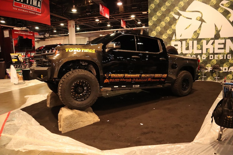 Sema Top 25 Lifted Trucks 20
