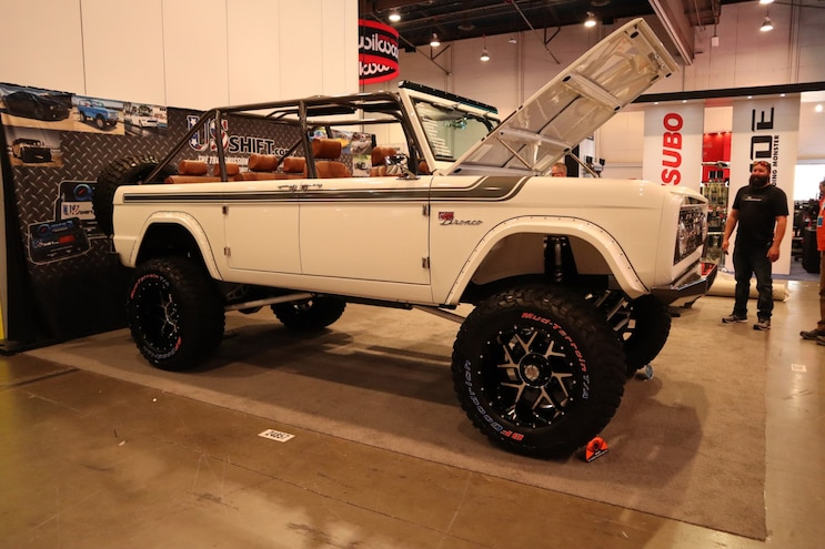 Sema Top 25 Lifted Trucks 21