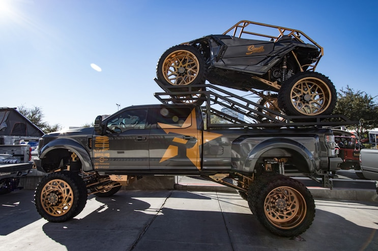 Sema Top 25 Lifted Trucks 23