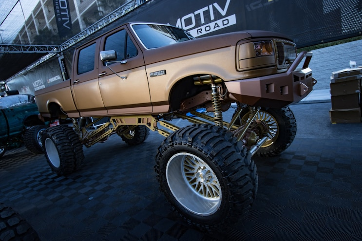 Sema Top 25 Lifted Trucks 25